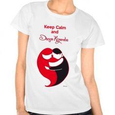 Keep Calm and Dance Kizomba