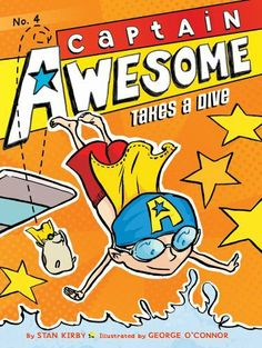 Captain Awesome Takes A Dive To Finish Summer Swimming Lessons Eugene Brings Out His Superhero Alter Ego