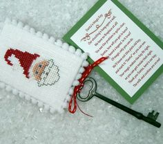 Another version of the Santa Key