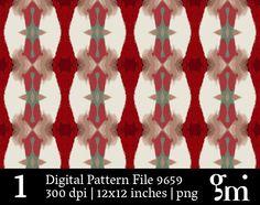 Xmas Digital Paper, Christmas Decorations, Instant Download, Xmas Gift, Christmas Gift, Red Digital Paper