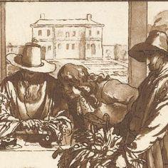 Botanicus, Cornelis Ploos van Amstel, Cornelis Brouwer, 1779 - De wereld van Alida Withoos-Collected Works of Liesbeth Missel - All Rijksstudio's - Rijksstudio - Rijksmuseum