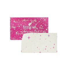 Boscia Pink Peppermint Blotting Linens and more minty products to stroke your holiday spiriti!
