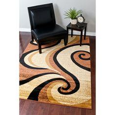 Persian-rugs Modern Beige Area Rug & Reviews   Wayfair