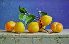 cuadros de frutas pintados al oleo - Buscar con Google