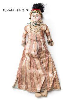https://flic.kr/p/BV9PzB   German doll dressed in Turkish clothing, about 1850   © Tunbridge Wells Museum & Art Gallery