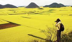 10 de los lugares más coloridos del planeta