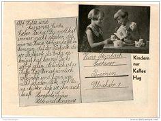 Original-Werbung/Inserat/ Anzeige 1931 :  KAFFEE HAG - ca. 140 X 100 mm