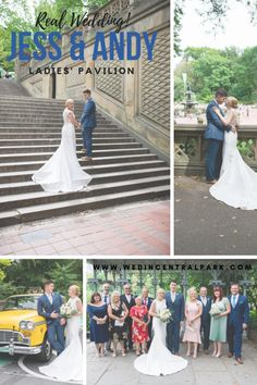 Relaxed destination wedding in the Ladies' Pavilion, Central Park, New York in September Top Wedding Trends, Wedding Tips, Wedding Vendors, Wedding Blog, Fall Wedding, Wedding Planning, Central Park Weddings, Wedding Venue Inspiration, Space Wedding