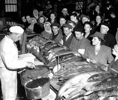 Мясные блюда на советском новогоднем столе | Сергей Рязанцев