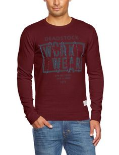 JACK & JONES Herren Pullover 12067233 HARRY O-NECK KNIT, Gr. 50 (M), Rot (Port Royale) - [ #Germany #Deutschland ] #Bekleidung [ more details at ... http://deutschdesign.apparelique.com/jack-jones-herren-pullover-12067233-harry-o-neck-knit-gr-50-m-rot-port-royale/ ]