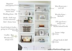 Eye Candy: 20 Well-Styled Bookshelves - Southern State of Mind