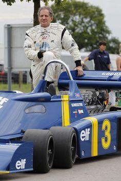 Jody Scheckter, Tyrrell P34, CarFest, 2013 Carfest South, Jody Scheckter, Trans Am, F1 Racing, Vintage Racing, Bike, Vehicles, Cars, Wheels