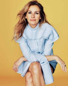 Julia Roberts for Marie Claire