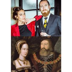"""Mi piace"": 1,253, commenti: 38 - Art-lexa Chung (@artlexachung) su Instagram: """"Princess Mary Tudor and Charles Brandon, duke of Suffolk"" by Mabuse (c.1516) / #AlexaChung and…"""