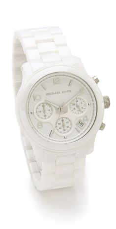 Michael Kors Ceramic Watch | SHOPBOP