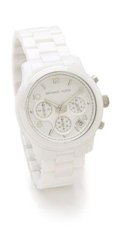 Michael Kors Ceramic Watch | SHOPBOP