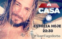 Vai começar !!!! A CASA - Record !! Boraaaa Ti !! Todo sul está na torcida !!! Vamos lá galera !! Assessora Claudia Magalhães !! #saopaulo #brasil #salinas #rs #portoalegre #tv #tvrecord #acasa #reality #man #actor #model #banner #mion #recordtv #sabrinasato #gugu #plataforma #surf🏄 #crossfit #fitness #foco #forca #fé #acasa #montereylocals #salinaslocals- posted by Tiago Borba 🇧🇷 https://www.instagram.com/tiagoborbaoficial - See more of Salinas, CA at http://salinaslocals.com