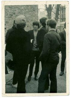 George, Paul, and Ringo? Beatles One, Beatles Photos, John Lennon Beatles, All My Loving, Love Me Do, Fun Group, Ringo Starr, Eric Clapton, George Harrison