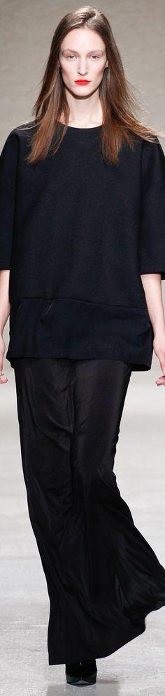 Fall 2014 Ready-to-Wear A.F. Vandevorst