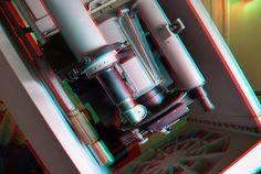 Sterrewacht Leiden 3D
