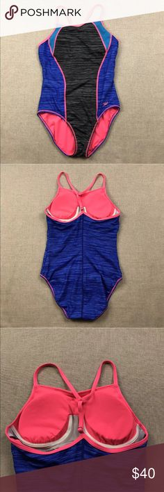 Speedo Swimsuit ♀️ Speedo Swimsuit  Women's Size: 12  100% Polyester  Please, review pics. Contact me if you havequestions. Smoke/Pet free home. ❤️ Save, Save , Save! ❤️  30% off 3+ Bundles  Speedo Swim One Pieces