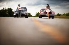 Photo Friday Inspiration: Car themed photos - Project Wedding Forums