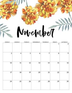 Cute November 2019 Calendar Printable Template Cute November 2019 Calendar Wallpaper Floral November 2019 Calendar November 2019 Calendar Wallpaper Cute November Calendar 2019 November 2019 Blank Calendar November 2019 Calendar with Holidays Related Calendar 2019 Printable, Cute Calendar, Weekly Calendar, Print Calendar, Calendar Pages, Calendar Templates, Blank Calendar, Creative Calendar, Calendar Ideas