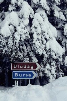 Uludag Mountain - Well known as favourite of mountain and winter tourism, Uludag Mountain is the biggest center place of winter and nature sports in Bursa, Turkey. Also called as Olimpos Mountain and Kesis (Mosk) Mountain, Uludag is 2543 meter hight, 40 km long and approximately 15-20 km width.