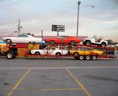 Dukes of Hazzard Cars