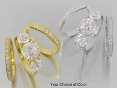 Bella Luce ring and bands for $69.99 (5/30)