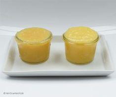 Lemon curd ohne Ei ganz einfach selber machen