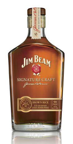 Jim Beam Harvest Bourbon Collection
