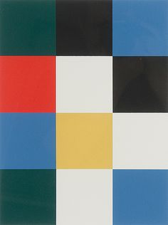 Juhana Blomstedt: Ruutuaihe, 1991, serigrafia, 34x24 cm, edition EA - Bukowskis Market 2016 Bukowski, Ea, Finland, Paintings, Abstract, Artwork, Pictures, Design, Summary
