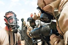 83rd Chemical Battalion cbrn   ... chemical Soldier, 71st Chem. Co., during the unit's certification