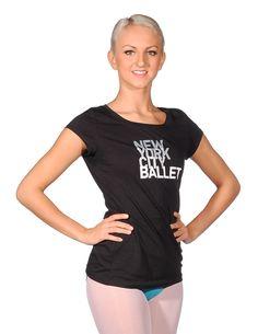 Danskin NYCB Dance Fashion T-Shirt 2021 From £24.95 Danskin exclusive NYCB collection. Women's New York City Ballet dance fashion T-shirt in...