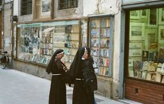 Nuns in Florence