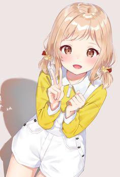 Anime Art School Anime – Art World 20 Anime Neko, Manga Anime Girl, Manga Kawaii, Loli Kawaii, Anime Girl Drawings, Cool Anime Girl, Pretty Anime Girl, Cute Anime Pics, Beautiful Anime Girl