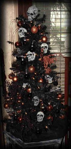 Tree of skulls | All things pirates and skulls! | Pinterest ...