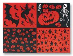 Der Halloween-Motivkarton mit vielen kreativen Designs passend zum Thema ergänzt unsere Auswahl an Halloween-Artikeln. Mehr unter http://www.folia.de/epaper/folia_hauptkatalog_2013_2014/catalog_4267386/index-sd.html#/212
