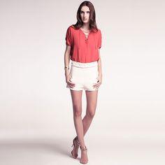 Compre moda com conteúdo, www.oqvestir.com.br #Fashion #CrisBarros #PaulaRaia #Schutz  #Virzi+deLuca #Pretty #Summer #Looks #Shop