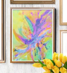 #Abstract #Rainbow #Pastel #AbstractArt #PrintableWallArt #INSTANTDOWNLOAD #Printable #Watercolor #AbstractPainting #Nursery #Decor #A4 #Print Dispersion Of Light, Rainbow Pastel, Bedroom Decor For Couples, Family Room Decorating, Water Droplets, Rustic Design, Printable Wall Art, Nursery Decor, A4