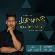 If you're on #Aruba July 28 through August 5 join us at @windowsonaruba. Meet and experience the cuisine of #TopChef judge Jermain de Rozario. #Lunch and #dinner tasting menus accompanied by world-class entertainment. Reservations are limited so call now! 297-523-5017 #DiscoverDivi