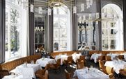 Northall restaurant at Corinthia Hotel london
