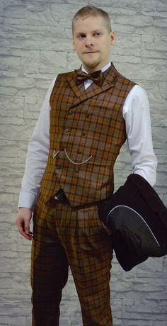 Old school vest and pants + brown corduroy jacket. #miestentyyli #miestenvaatteet #helsinki #tampere