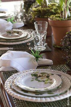almoço | Anfitriã como receber em casa, receber, decoração, festas, decoração de…