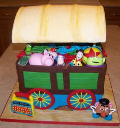 Sharon Joiner uploaded this image to 'Supermum Cakes/Toy Story Woody Cakes'. See the album on Photobucket.