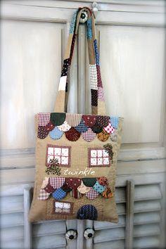 """Bolso/Bag """" Sewing Dreams """""""