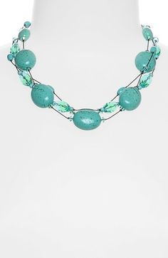 Dabby Reid 'Ronnie Fabulous' Torsade Necklace available at #Nordstrom