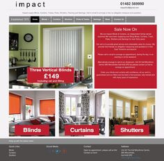 Retail Websites, House Blinds, Curtains With Blinds, Mansions, House Styles, Building, Inspiration, Blinds, Biblical Inspiration
