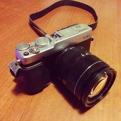 My beautiful digital camera! #digital #camera #italy #photos #fujifilm #japan